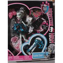 Monster High Muñeca Frankie Stein Serie Cumpleaños 1600