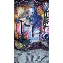 Monster High Sirena Von Boo Híbridas Fusión Espeluznante