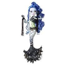 Monster High Freaky Fusión Sirena Von Boo Doll
