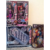 Monster High Desde 250 Scaris Alive Draculaura Boo York