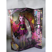 Muñeca Monster High Bonita Femur Mattel Original
