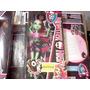 Monster High Venus Mcflytrap Concierto De Terrock