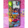 Monster High Set De Crea Una Monster Verde Y Naranja