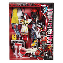 Wydowna Spider Con Modas Monster High
