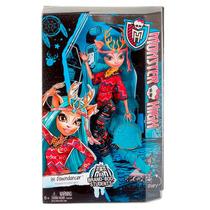 Monster High Isi Dawndancer Hija Del Venado Mattel 2016