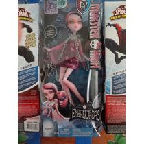 Draculaura Monster High Embrujadas Frankie Stein Robecca