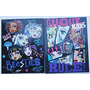 Monster High Folder Escuela Determinada Cartera - Paquete De