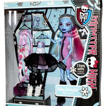 Monster High Clawdeen. Abbey, Scarah Moda Fashion