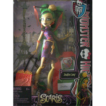Monster High / Muñeca Jinafire Long Coleccion Scaris