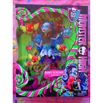 Monster High Set De Muneca De Ghoulia Gritos Dulces