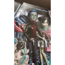 Monster High Pack Garrott Y Rochelle Hoy Goyle