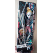 Monster High Lagoona Blue/venus Mcflytrap Fangtastic Fitness