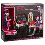 Monster High Set Cafe Colmillo De Draculaura Oferta Nuevo