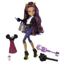 Monster High Clawdeen Wolf Dulces 1600 Ediccion 2011