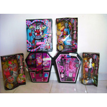 Combo De 5 Monster High , Muñecas Niña Barbie Oferta