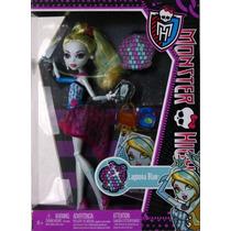 Monster High Muñeca Lagoona Blue Nueva Primera Edicion