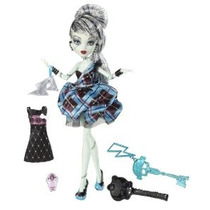 Monster High Frankie Stein 1600 Dulce Muñeca