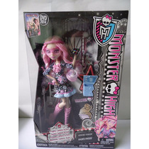 Muñeca Monster High Viperine Gorgon Mattel Original