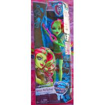Monster High Serie Gimnasio Muneca De Venus Mcflytrap