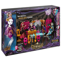 Spectra Vondergeist Monster High Sala Fiestas Lounge Mattel