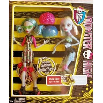 Monster High Roller Maze Skultimate Abbey Bominable Y Ghouli
