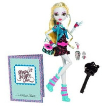 Monster High Ghouls Night Out Muñeca Lagoona Blue Doll