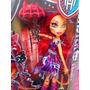 Muneca Monster High Toralei De Circo