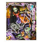 Monster High Casta Fierce Draculaura Frankie Stein Twyla