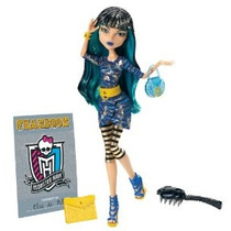 Monster High Imagen Día Cleo De Nile Doll