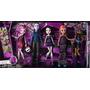 Monster High Draculaura, Billy, Spectra, Gigi Y Clawdeen
