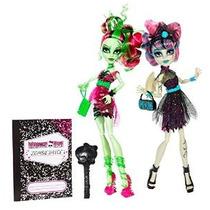 Monster High Zombie Shake Rochelle Goyle Y Venus Mcflytrap D