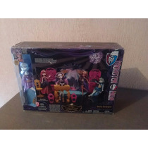 Monster High Spectra Sala De Fiesta 13/deseos