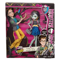 Monster High 2 Pack Jackson Jekyll Y Frankie Stein Veracruz