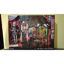 Monster High, Rochelle Goyle, Circo Monstruoso.