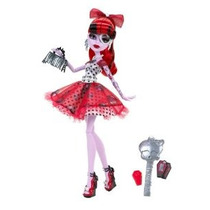 Monster High Dot Dead Gorgeous Opereta Doll
