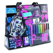 Monster High Artista De Mano Compacto Portafolio Set
