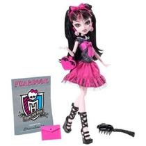 Monster High Draculaura Imagen Día Doll