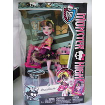 Muñeca Monster High Draculaura Mattel Original