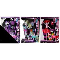Monster High Dot Dead Gorgeus Serie De 3 Muñecas
