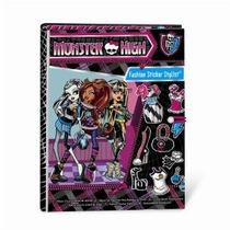 Monster High Etiqueta Estilista