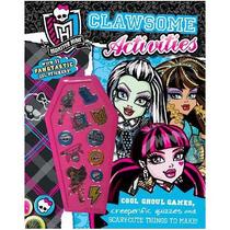 Monster High: Actividades Clawsome Libro