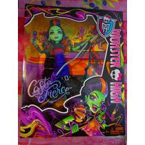 Monster High Bruja Casta Fierce
