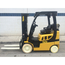 Montacargas Yale Veracitor 50vx 2011 5000lbs 15 Unidades Dsp