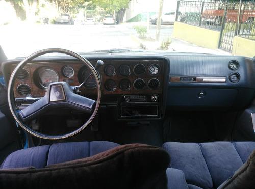 Montecarlo Landou 1984 Con Modificaciones Para 1/4 De Milla
