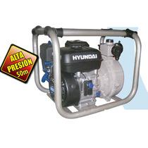 Motobomba De Agua A Gasolina 2 X 2 Hyundai 7 Hp Ecomaqmx