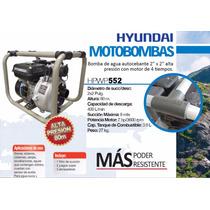 Motobomba Alta Precion 2x2 80 Mts 7hp