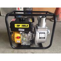 Bomba De Agua Gasolina 2 Pulgadas Motor 6.5hp Nueva 2015