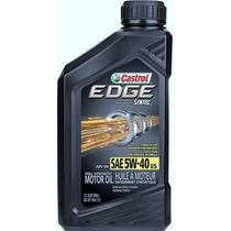 Aceite Sintetico Castrol Edge 5w-40 Botella De 946 Ml.