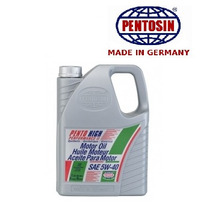 Aceite Motor Sintetico 5w-40 Pentosin Aleman Garrafa 5l