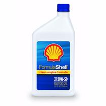 Caja 12 Litros Formula Shell 20w50